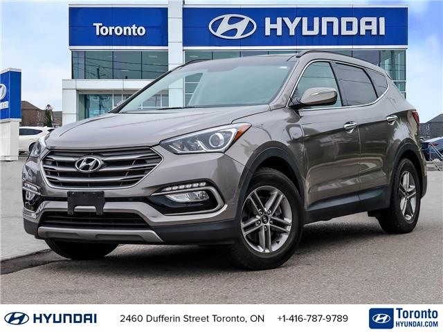 2017 Hyundai Santa Fe Sport 2.4 Luxury (Stk: U07229) in Toronto - Image 1 of 30