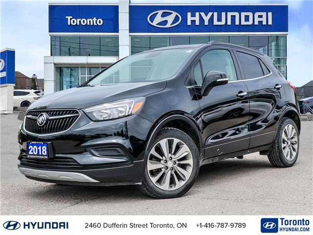 2018 Buick Encore Preferred (Stk: U07239) in Toronto - Image 1 of 29