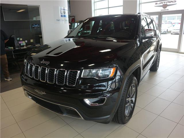 2018 Jeep Grand Cherokee Limited 1C4RJFBG5JC233132 M0395R in Québec