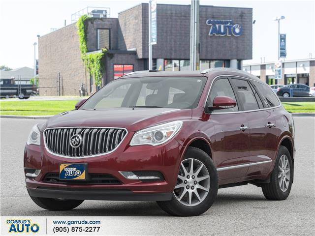 2017 Buick Enclave Leather (Stk: 224919) in Milton - Image 1 of 25