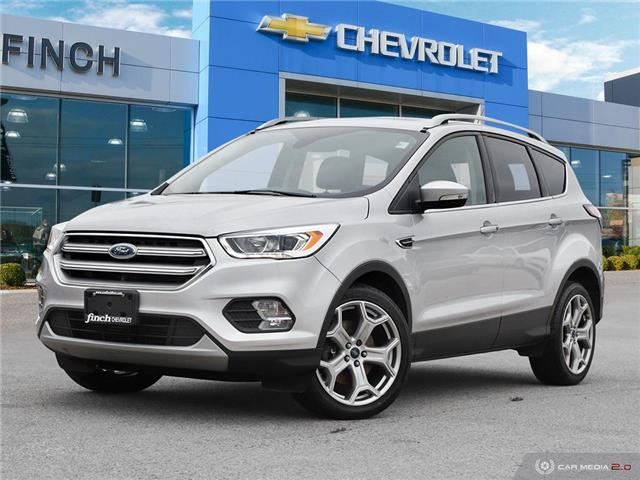2017 Ford Escape Titanium (Stk: 154736) in London - Image 1 of 28
