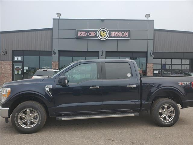 2021 Ford F-150  (Stk: UC4157'O') in Thunder Bay - Image 1 of 19