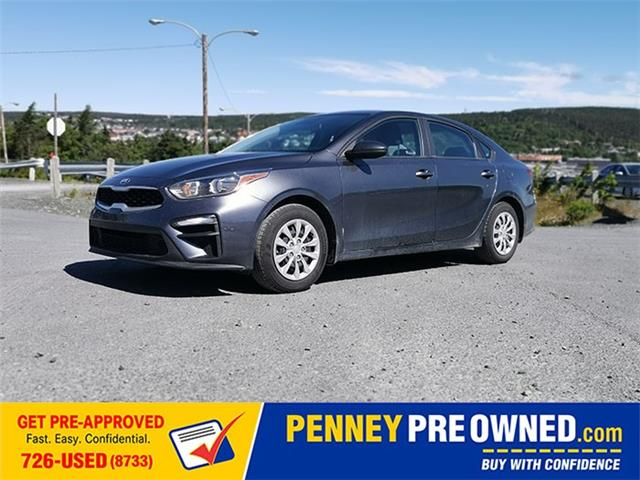 2020 Kia Forte LX (Stk: 40528A) in Mount Pearl - Image 1 of 4