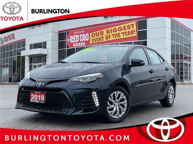 2019 Toyota Corolla SE (Stk: U11639) in Burlington - Image 1 of 18