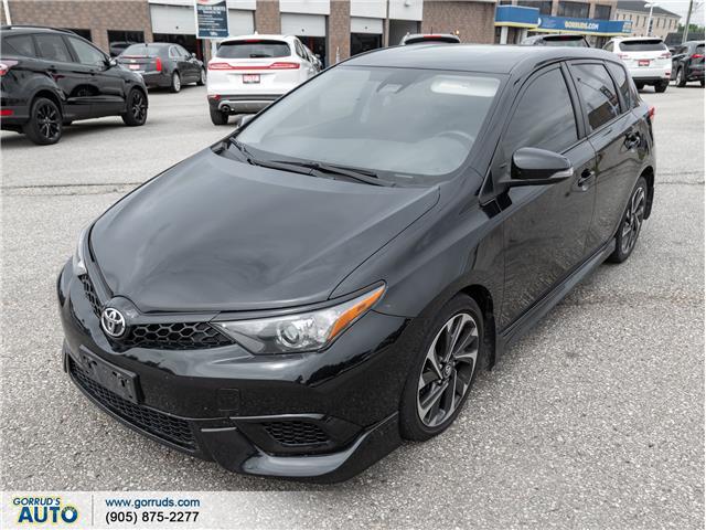 2017 Toyota Corolla iM Base (Stk: 531869) in Milton - Image 1 of 6