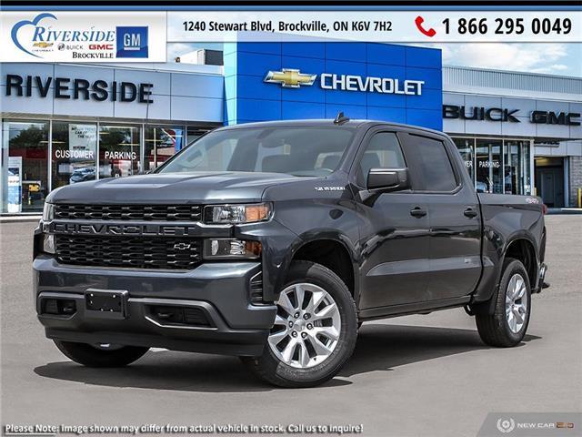 2021 Chevrolet Silverado 1500 Custom (Stk: 21-318) in Brockville - Image 1 of 23