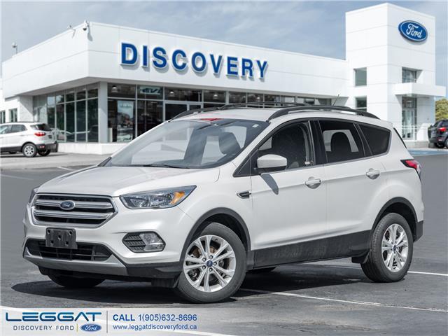 2018 Ford Escape SE (Stk: 18-83087-T) in Burlington - Image 1 of 18