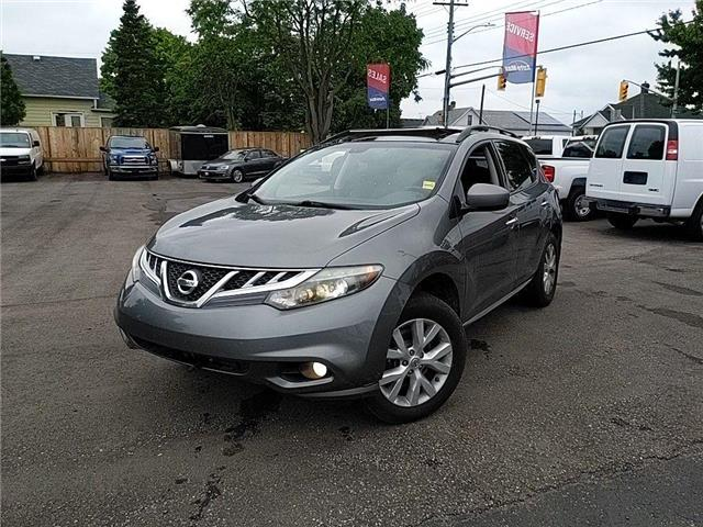 2014 Nissan Murano SL (Stk: A9580) in Sarnia - Image 1 of 12