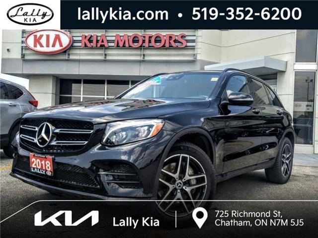 2018 Mercedes-Benz GLC 300 Base (Stk: K4116) in Chatham - Image 1 of 30