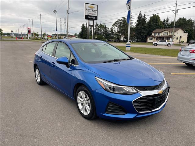 2019 Chevrolet Cruze LT 3G1BE6SM8KS562889 5263-21AAA in Sault Ste. Marie