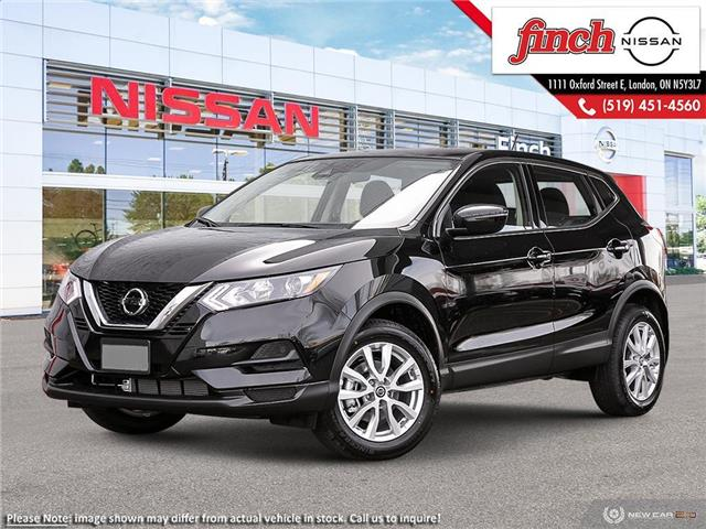2021 Nissan Qashqai S (Stk: 23406) in London - Image 1 of 23