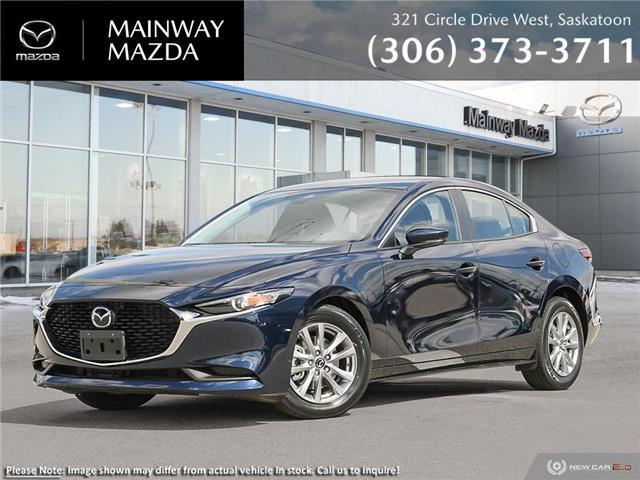 2021 Mazda Mazda3 GS (Stk: M21423) in Saskatoon - Image 1 of 22