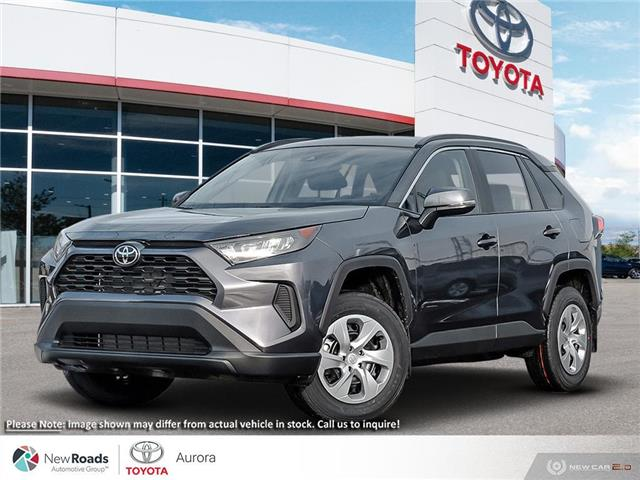2021 Toyota RAV4 LE (Stk: 32734) in Aurora - Image 1 of 23