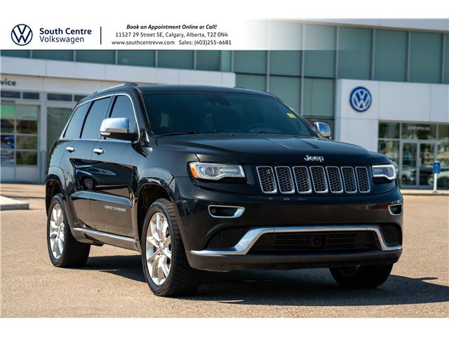 2014 Jeep Grand Cherokee Summit (Stk: 10161A) in Calgary - Image 1 of 42