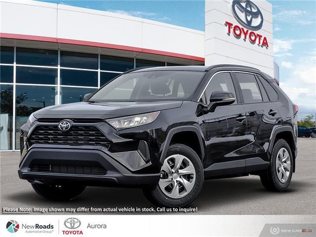 2021 Toyota RAV4 LE (Stk: 32727) in Aurora - Image 1 of 23