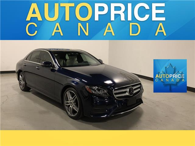 2018 Mercedes-Benz E-Class Base (Stk: H3079) in Mississauga - Image 1 of 29