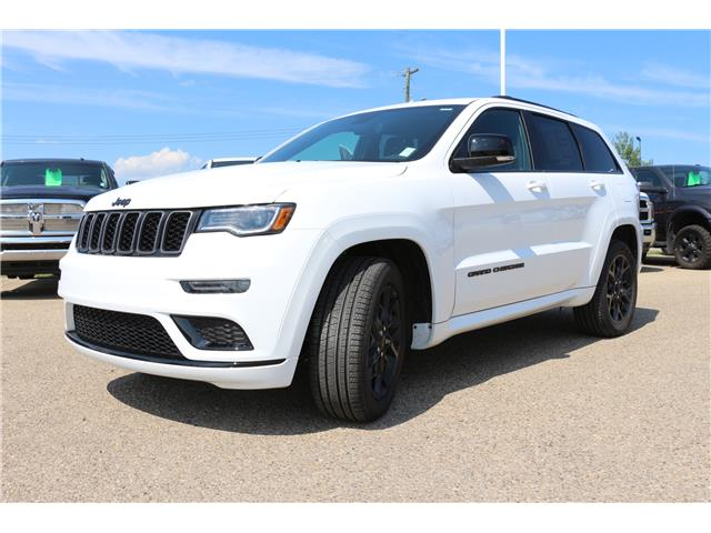 2021 Jeep Grand Cherokee Limited (Stk: MT117) in Rocky Mountain House - Image 1 of 28