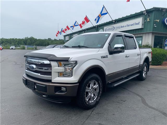 2015 Ford F-150 Lariat (Stk: 11111) in Lower Sackville - Image 1 of 17