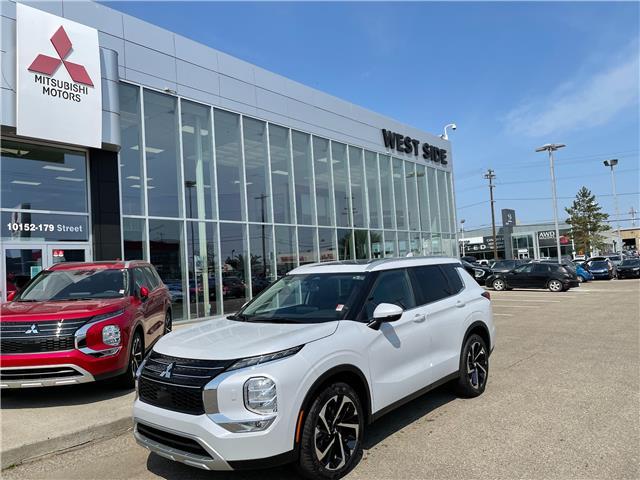 2022 Mitsubishi Outlander LE (Stk: T22075) in Edmonton - Image 1 of 26