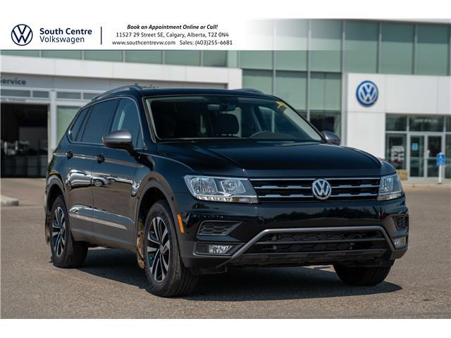 2021 Volkswagen Tiguan United (Stk: 10158) in Calgary - Image 1 of 43