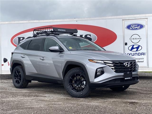 2022 Hyundai Tucson Preferred (Stk: 22TC32) in Midland - Image 1 of 14