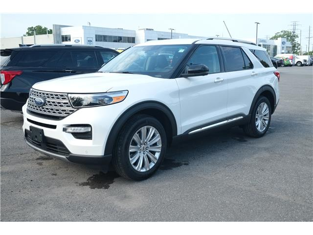 2021 Ford Explorer Limited (Stk: 2104120) in Ottawa - Image 1 of 19