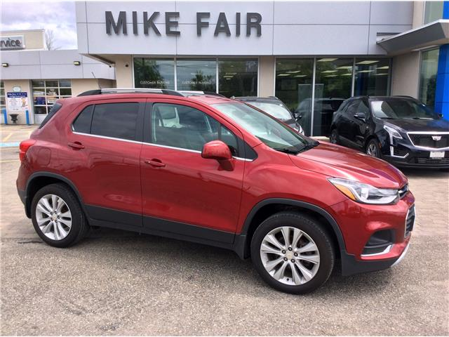 2019 Chevrolet Trax Premier (Stk: P4377) in Smiths Falls - Image 1 of 15