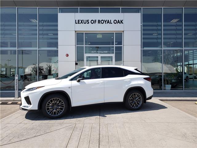 2021 Lexus RX 350 Base (Stk: L21460) in Calgary - Image 1 of 12
