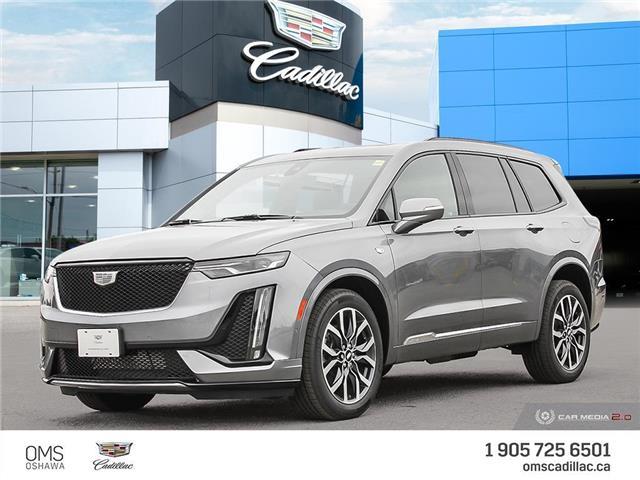 2021 Cadillac XT6 Sport (Stk: T1221044) in Oshawa - Image 1 of 30