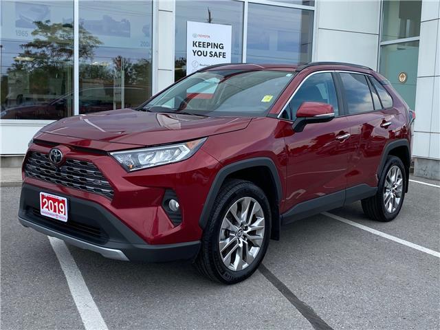 2019 Toyota RAV4 Limited (Stk: TX243B) in Cobourg - Image 1 of 29