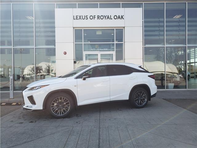 2021 Lexus RX 350 Base (Stk: L21478) in Calgary - Image 1 of 12