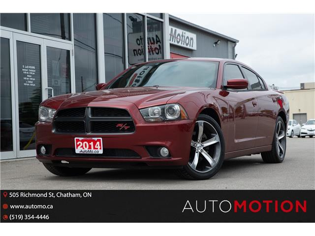 2014 Dodge Charger R/T (Stk: 211280) in Chatham - Image 1 of 27