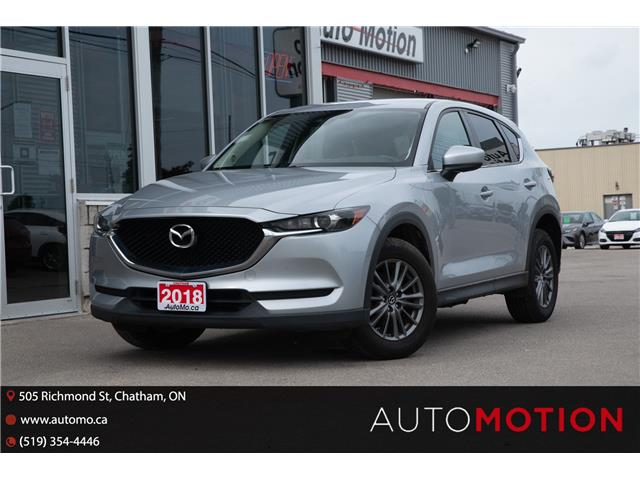 2018 Mazda CX-5 GS (Stk: 211271) in Chatham - Image 1 of 25