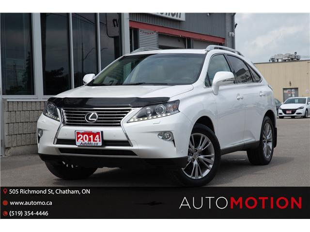 2014 Lexus RX 350 Base (Stk: T11132) in Chatham - Image 1 of 29