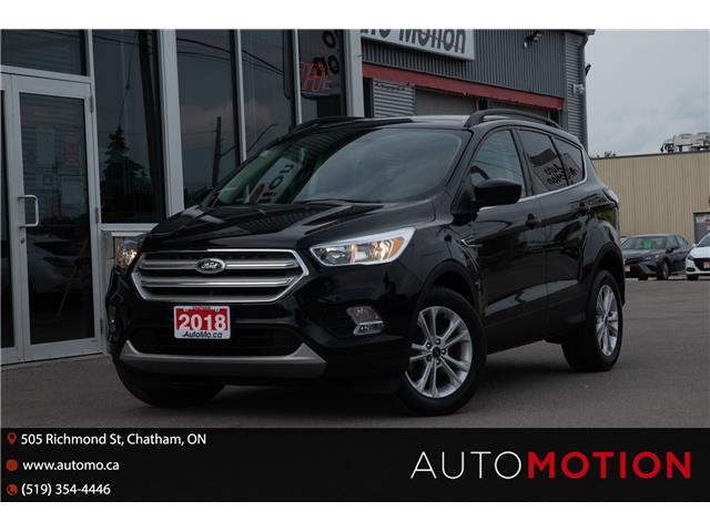 2018 Ford Escape SE (Stk: 211197) in Chatham - Image 1 of 25