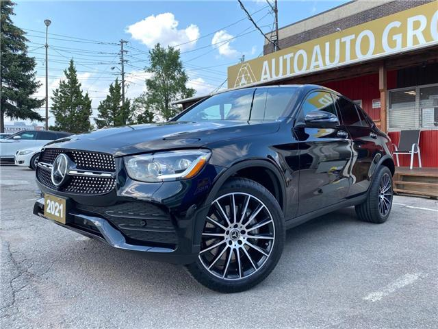 2021 Mercedes-Benz GLC 300 Base (Stk: 970595) in SCARBOROUGH - Image 1 of 30