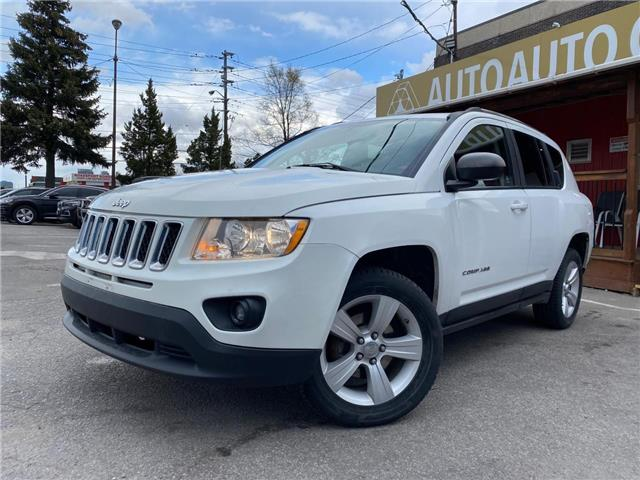 2011 Jeep Compass Sport/North (Stk: 142535) in SCARBOROUGH - Image 1 of 30