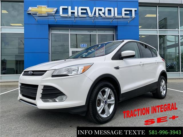 2014 Ford Escape SE (Stk: 21296A) in Ste-Marie - Image 1 of 30