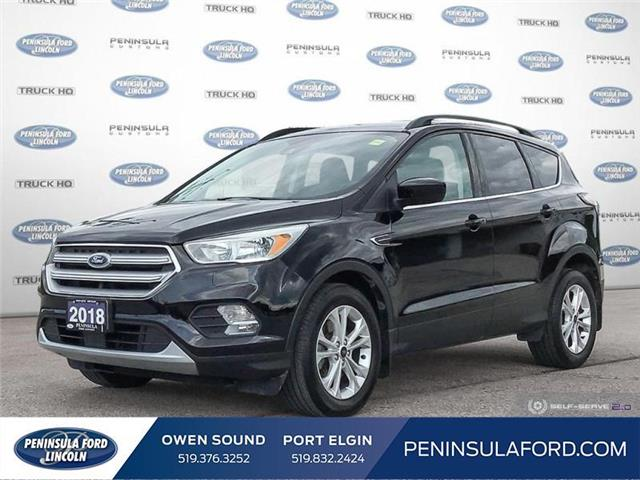 2018 Ford Escape SE (Stk: 21ES28A) in Owen Sound - Image 1 of 29