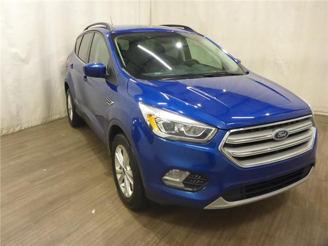 2018 Ford Escape SEL (Stk: 21070925) in Calgary - Image 1 of 25