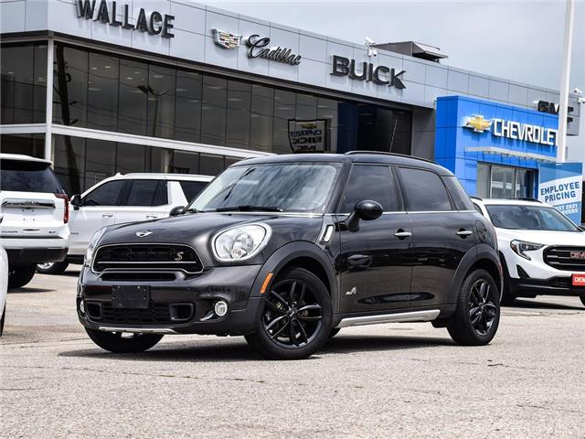 2016 MINI Cooper Countryman ALL4 4dr S, LEATHER, MOONROOF, POWER OPTIONS (Stk: 226757A) in Milton - Image 1 of 24