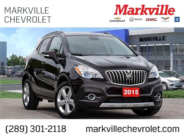 2015 Buick Encore Convenience (Stk: 078101A) in Markham - Image 1 of 25