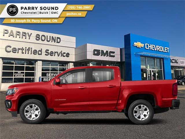 2021 Chevrolet Colorado LT (Stk: 22081) in Parry Sound - Image 1 of 1