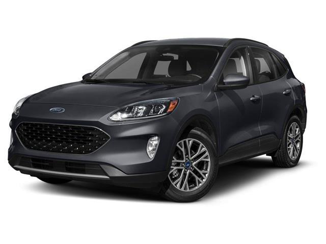 2021 Ford Escape SEL Hybrid (Stk: ES21-07207) in Burlington - Image 1 of 9