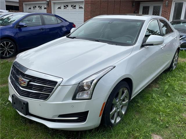 2015 Cadillac ATS 2.0L Turbo Luxury (Stk: P3517A) in Toronto - Image 1 of 21