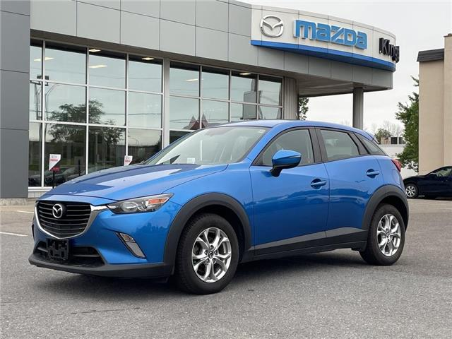 2017 Mazda CX-3 GS (Stk: 21t090a) in Kingston - Image 1 of 16