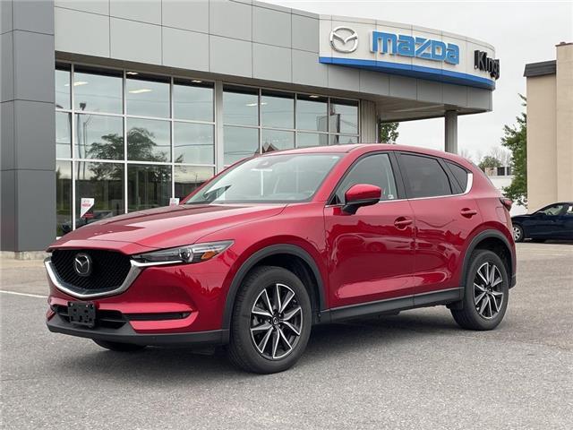 2018 Mazda CX-5 GT (Stk: 21p038) in Kingston - Image 1 of 17