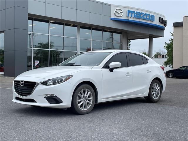 2015 Mazda Mazda3 GS (Stk: 19c035a) in Kingston - Image 1 of 11