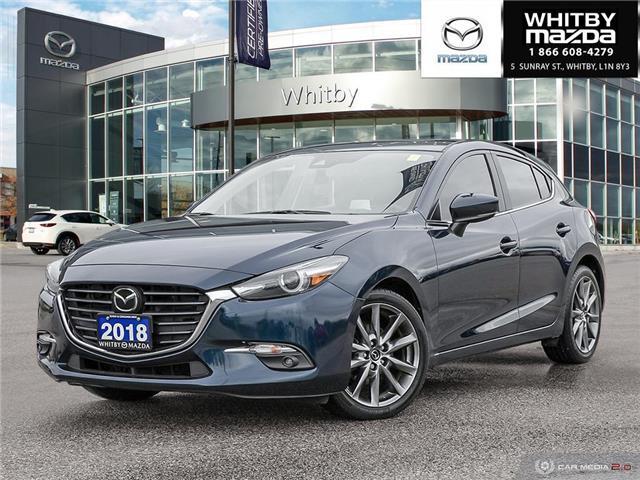 2018 Mazda Mazda3 Sport GT (Stk: P17821) in Whitby - Image 1 of 27
