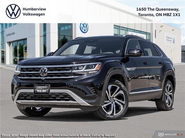 2021 Volkswagen Atlas Cross Sport 3.6 FSI Execline (Stk: 98766) in Toronto - Image 1 of 23